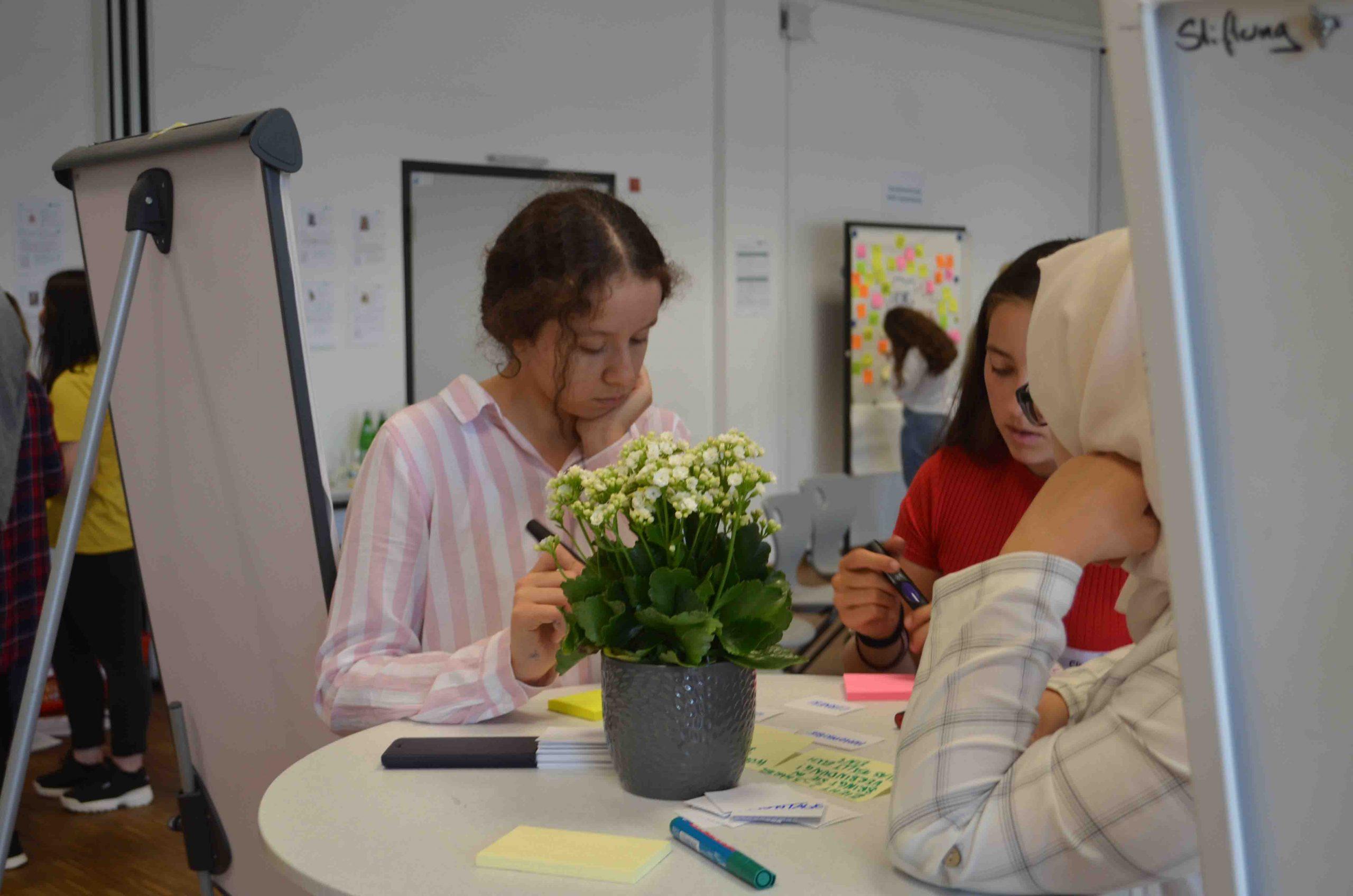 Workshop in der Summer School I